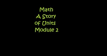 Math A Story of Units Grade 3 Engage New York Module 2 Lessons 1-4