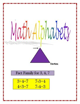 Math ABC Posters