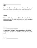 Math AIR Test Prep #2