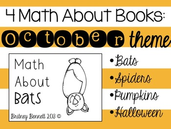 Math About Books October