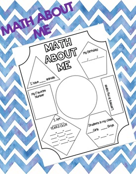 Math About ME!!!