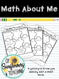 Math About Me!