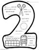 Free Math About Me 2nd Grade