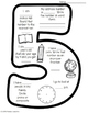 Free Math About Me 5th Grade
