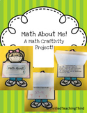 Math About Me! A Multi-Grade Math Craft Project