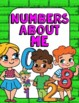 Math About Me:  A Numbers About Me Activity