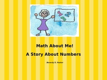 Math About Me - A Story About Numbers
