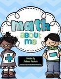Math About Me {Freebie}