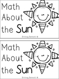 Math About the Sun Book
