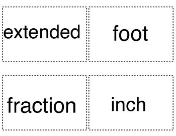 Math Academic Vocabulary