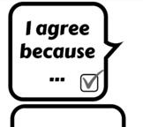 Math Accountable Talk Posters