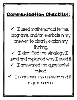 Math Achievement Charts
