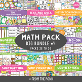 Math Activities Big Bundle 4