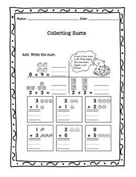 Math Activities Bundle #2
