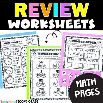 Math Worksheets