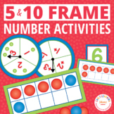 Counting and Number Activities for Preschool, Pre-K and Kindergarten