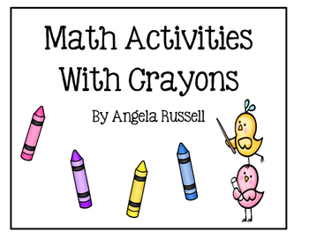 A Hands-on Math Activities With Crayons