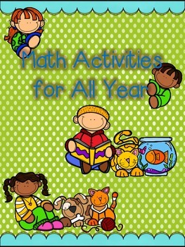 Math Activities for All Year