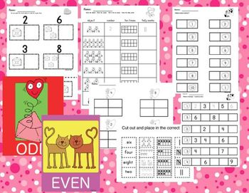 Math Activities for Valentine's Day