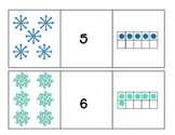Math Activities for Winter Pre-K and K