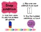 Math Activities with Snap Cubes