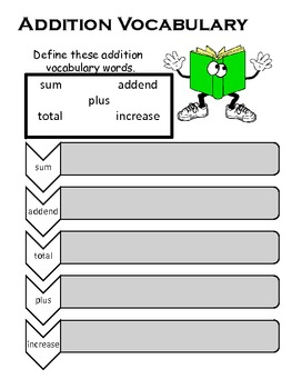 Math Activities/Centers 17 pages
