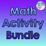 Math Activity Bundle