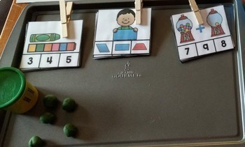 Math Activity Cards (Set #2)