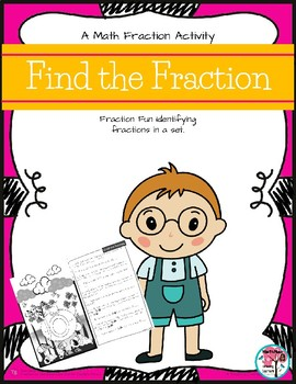 Math Activity Find the Fraction