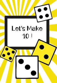 "Math Activity ""Making 10"""