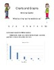 Math Activity Review Game Mystery Joke: Graphs and Charts