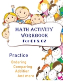 Math Activity Workbook for Grade 1 and grade 2