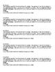 Math Adding and Subtracting Decimals Sonic Menu Activity