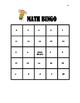 Math Addition Bingo