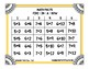 Math Addition Facts Fluency Kit