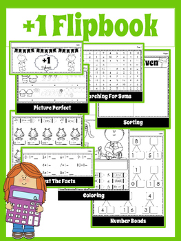 Math:  Addition Flipbook Bundle