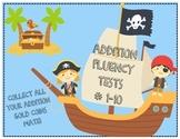 Math Addition Fluency