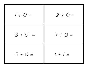 Math Addition Fluency and Motivational Board Set