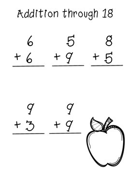 Math Addition Problems