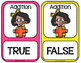 Math Addition True or False Sort