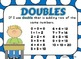 Math Addition Strategies Posters