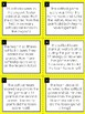 Addition Word Problem Math Task Cards: Softball Edition
