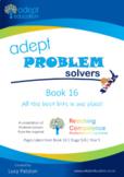 Math: Adept Problem Solvers Book 16