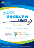 Math: Adept Problem Solvers Book 17