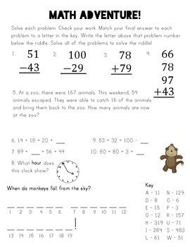 Math Adventure