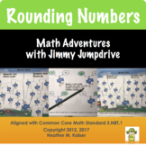 Rounding Numbers Place Value Worksheets 3.NBT.1