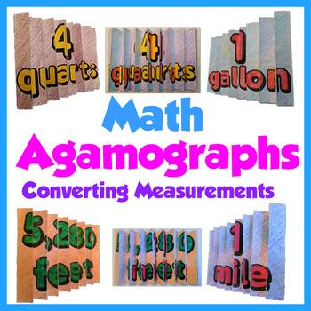 Math Agamographs - Converting Measurements