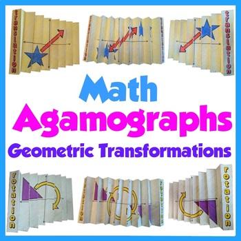 Math Agamographs - Geometric Transformations - Translation