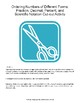 Math: Algebra Cut-out Activity Value Pack (Includes 11 activities!)
