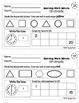 First Grade Math - Morning Work Minute Worksheets - November